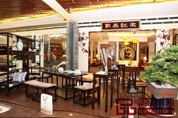 新中式紅木家具相比普通的中式風格更具現代時尚元素