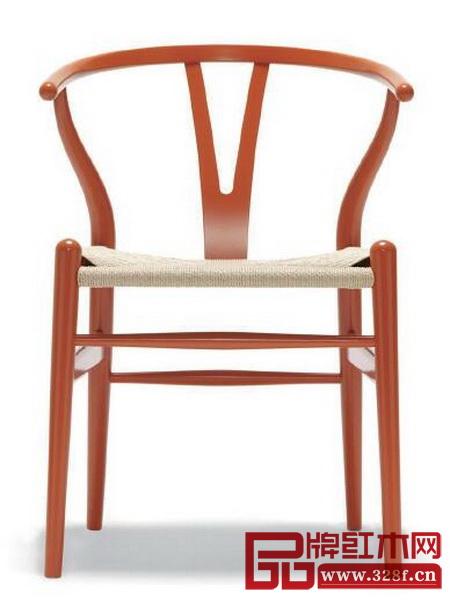 汉斯?魏格纳设计的经典Y字椅