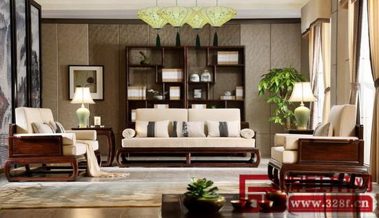 地天泰·国风——《朗风沙发》
