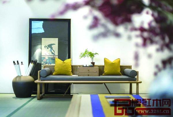 新中式软装更强调时尚、设计、质感和个性