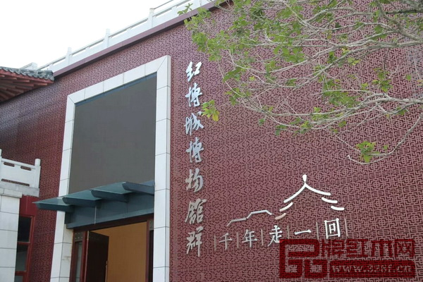 红博城千年走一回博物馆群落