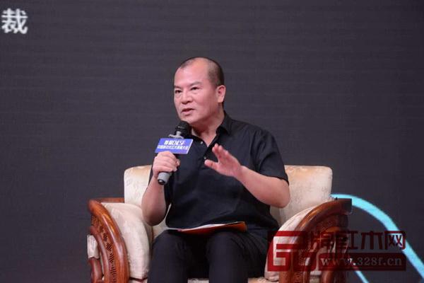 国际知名家具艺术设计师、深圳洪达仁设计总裁洪达仁