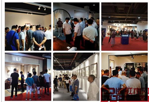 首届中国新中式红木家具大会受到经销商和消费者一致好评