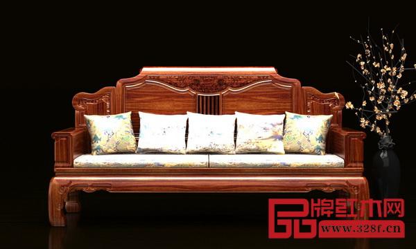 《演义新中式系列沙发》