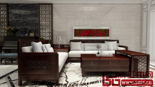 《海纳百川沙发》