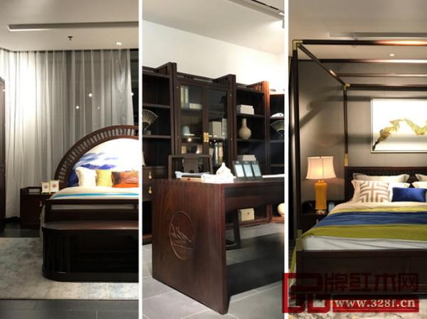 博大・日出江山不仅满足于使用功能的完善,而倾向为消费者创造符合时尚审美且舒适健康的家具