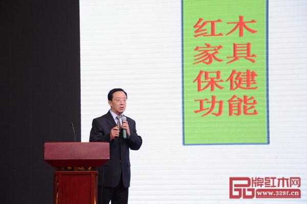 全联艺术红木家具专业委员会专家顾问、华南农业大学博士生导师李凯夫分析,红木家具功能创新是产业发展的重要趋势