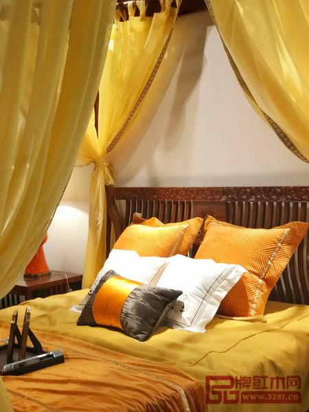 探戈橘彰显了新中式大胆放肆的魅力