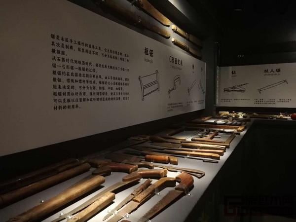 我国历代的能工巧匠凭借精益求精的工匠精神,发明并使用着各式各样的木作工具