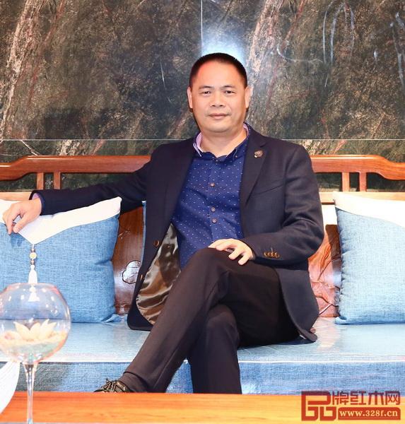 自在堂董事长曾招桓