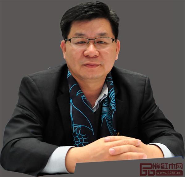 尚品红木董事长戴惠东