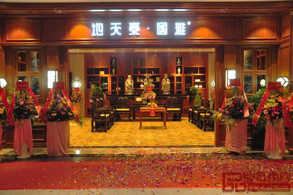 10月12日地天泰艺术馆盛大开业