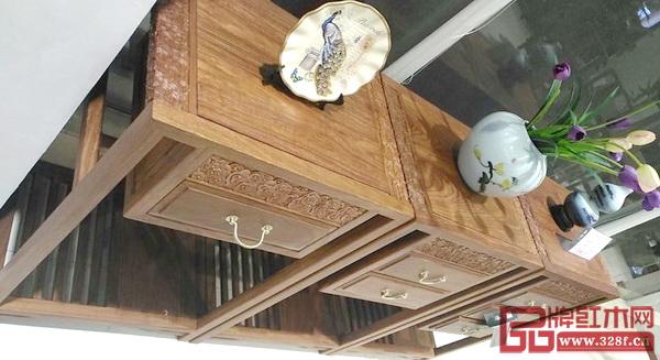 画梁新中式红木家具系列产品