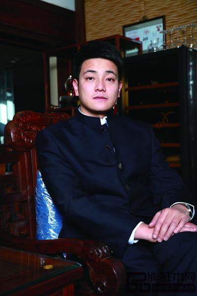 忆古轩总经理刘宇