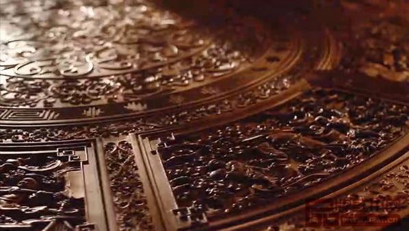 中山红木家具亮相广东中山城市形象片《伟人故里·中国中山》