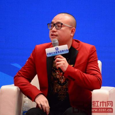 全联艺术红木家具专业委员会主席团主席单位—东阳卓木王总裁杜长江