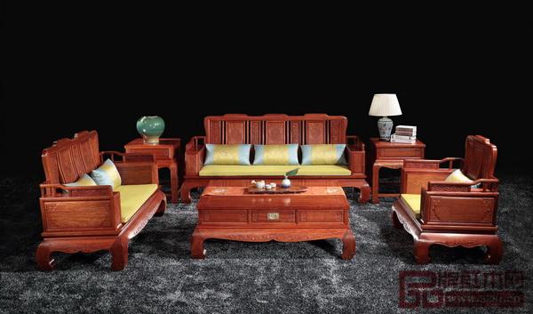 东阳市吉盛红木家具有限公司 《盛世风华沙发》