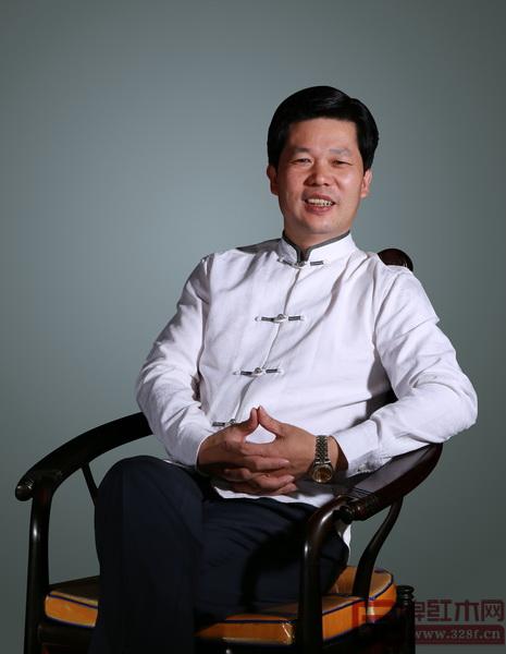 中山东成红木董事长张锡复