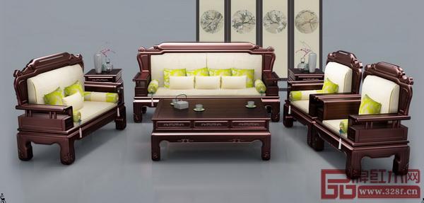 榫卯大师——《贵族一号沙发》