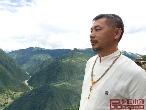 中国(大涌)红木文化博览城董事长林孟礼