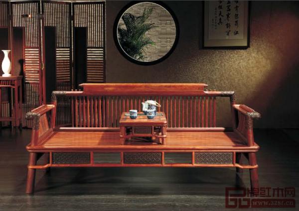 红古轩——《云龙沙发》