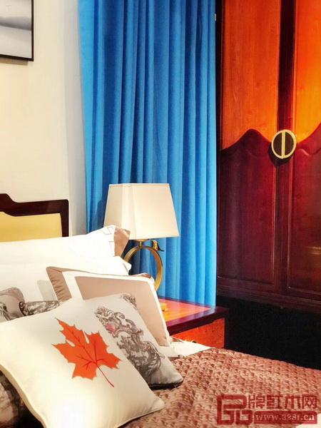 瑞昇家居饶颖:3月家具展,拥抱红木整体软装