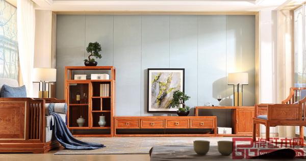忆古轩·世珀——《庭前客厅系列》