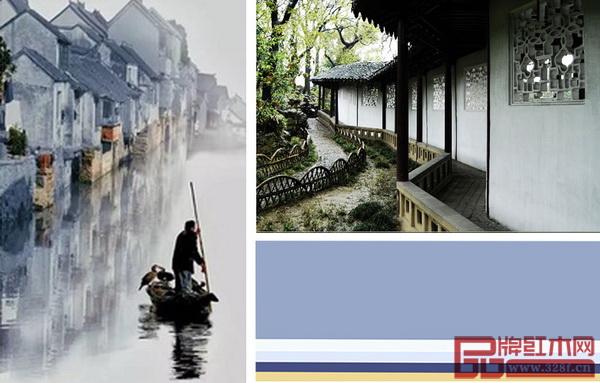 忆古轩·世珀——《万合》系列以回廊引领现代人从尘嚣中寻回一条淡雅精致的生活路线