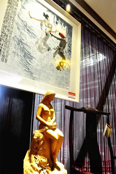 波记家具是画作、是雕像、是家具、更是艺术品