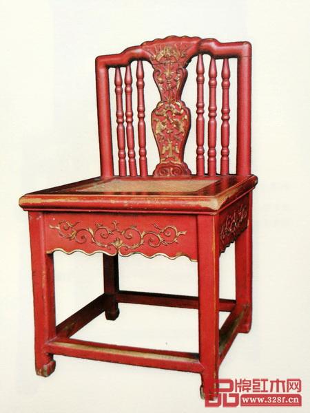 民国小姐椅