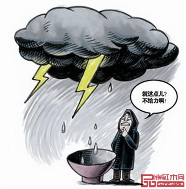 """""""雷声大、雨点小""""的现象在红木家具行业非常普遍"""