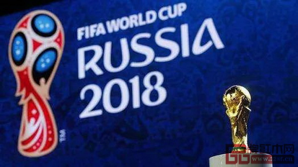 2018世界杯将在俄罗斯举行