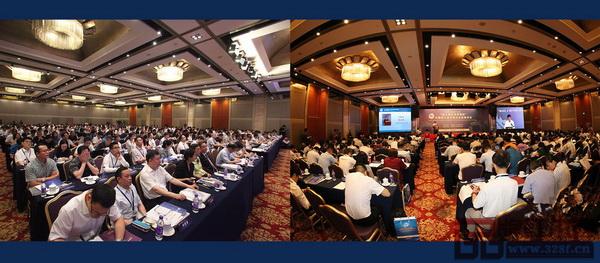 2017年度中国轻工业百强企业颁奖盛典现场,座无虚席