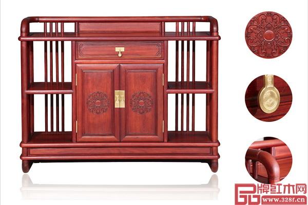 """昊园家具坚持""""你对产品用心,客户才会对你放心""""的信念,用心做好家具的每一个细节"""
