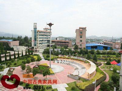东阳木雕红木家具产业三大产业基地已形成