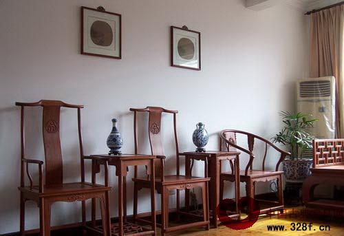 红木家具秀中式装修风格