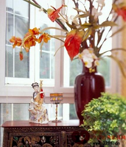 老外装修新中式风格家 东南亚和简欧混搭华丽感