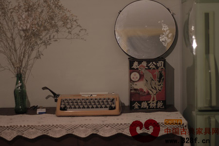 搜罗二手家具装修怀旧家图片