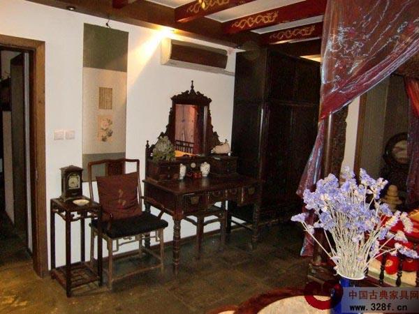 80后打造 古典中式明清复古装修
