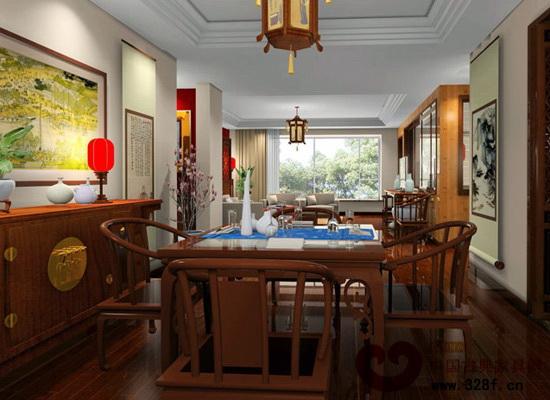 中式红木家具餐厅十六款 餐厅装修参考样式
