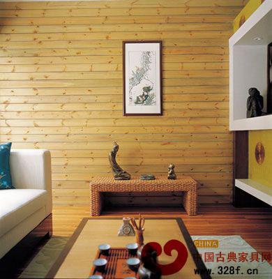 木地板凸显中式情调 中式风格装修效果图