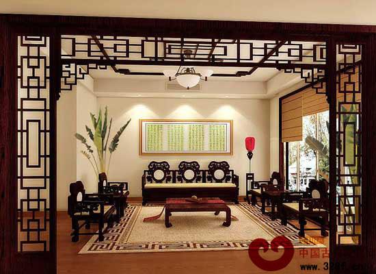 寻找古风韵味 古典中式风格家居装修