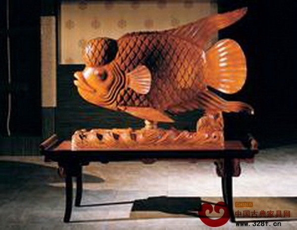 红木家具中的榫卯结构和雕刻技法