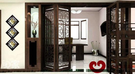 9个中式书房设计 演绎古色古香中国风