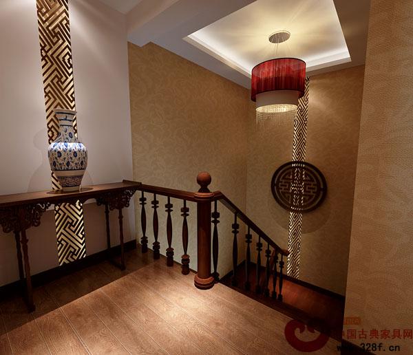 走廊及楼梯装修效果图