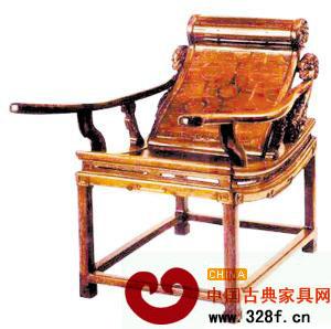 清代家具品鉴:造型厚重