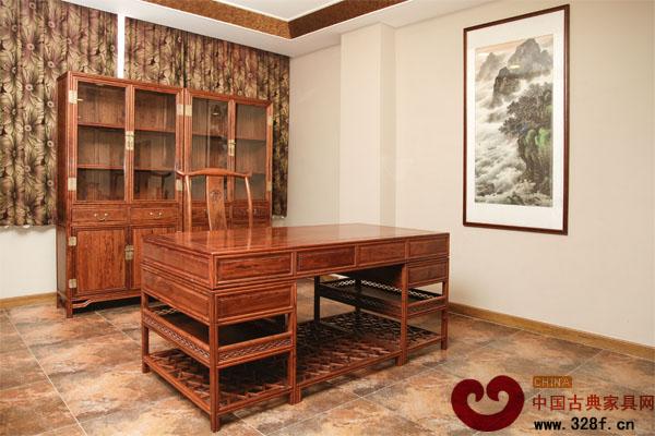 宏达一品居——檀香明式书房家具系列