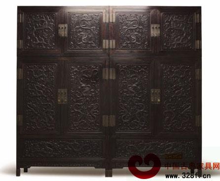 清式柜有哪些式样 造型结构有哪些特点?
