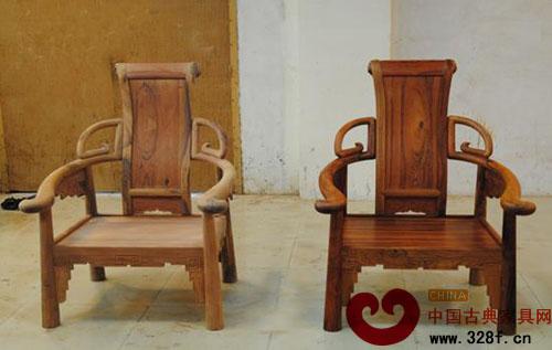 红木家具打蜡,上漆,光身之优劣