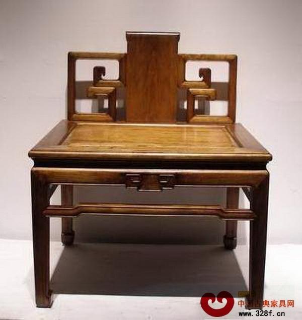 金丝楠禅椅